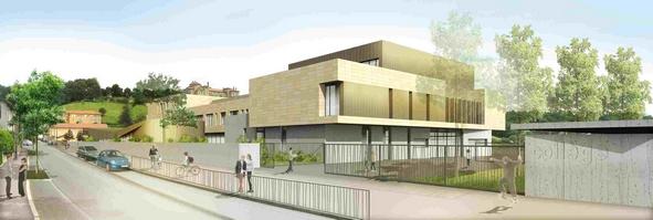 06-01-collège Bernardin4-vue architecte1