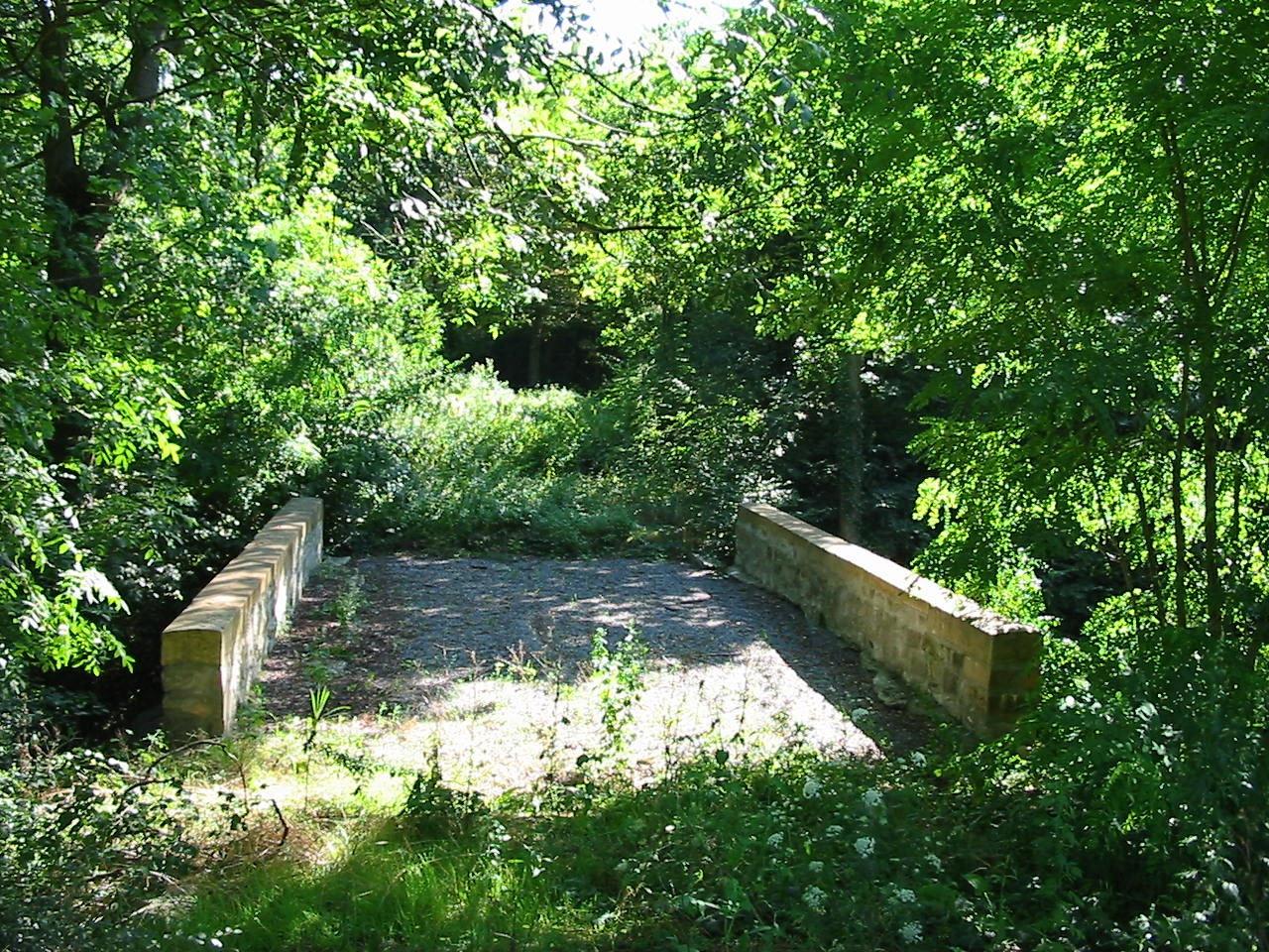 ancien Pont de Chêne